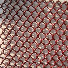 Anping high quality fence netting / Diamond wire mesh / Chain link fence