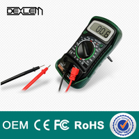 DELE a830L china low price best quality digital multimeter manual