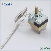 China Supplier Capillary Oil Heater Thermostat With CE RoHS Approval