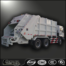 Dongfeng garbage compactor truck 10 tons compactor garbage truck compression refuse