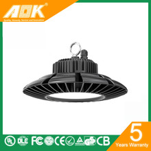 2017 LED IP65 Lighting Fixture 200W LED Industrial Lighting UL DLC FCC Warehouse UFO Led High Bay Light