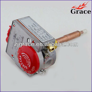 gas water heater controller