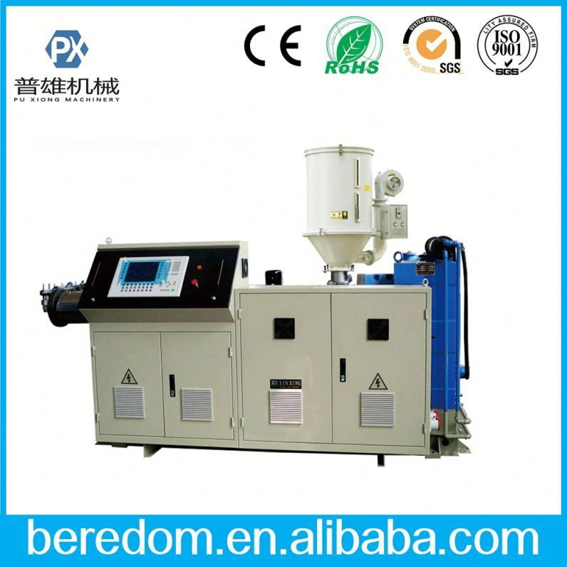 Plastic Extruder For Pfa Electronic Wire Sheathing Mac