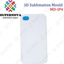 3D Sublimation Mobile Phone Case for iphone 4