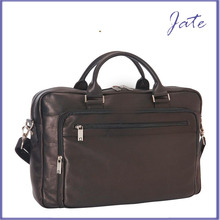 leather messenger bag laptop /student satchel genuine leather / 17 inch laptop computer bag,leather laptop
