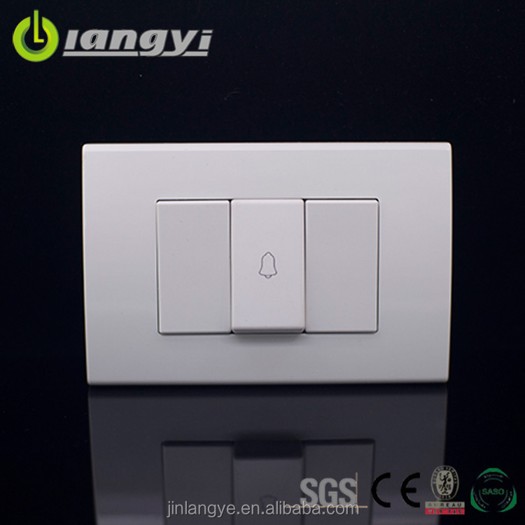 New Products Save Powe 1 Gang Doorbell Wall Switch