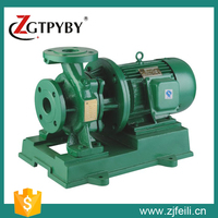 Stainless Steel Chemical Inline Pump Centrifugal