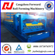 QJ-918 Iron glazed roof tile making machine