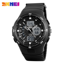 SKMEI 1198 Rotatable Waterproof Men 2017 Luxury Digital Sports Watch