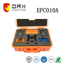 Heavy Duty Hard Equipment Box Plastic Tool Case