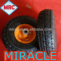 Factory Produced Rubber Wheels for Wagons