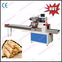 Automatic packing machine for disposable syringe