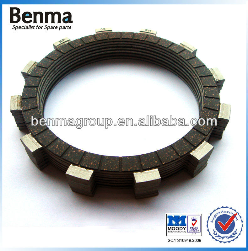 Ymaha Banshee 350 ATV parts ,Clutch Friction Fiber ,Top Quality Factory Directly sell !