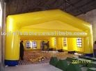 inflatable tent/inflatable structure