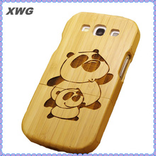 Top rated OEM ODM bamboo wood phone case for samsung galaxy s5 s4 s3