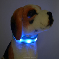 Professional design high quality led pet harness eco-friendly light up led harness