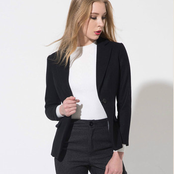 2018 fashion formal winter office women jacket for wholesale