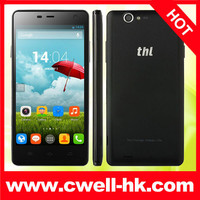 5.0 Inch THL Ultrathin 4400 big battery 3g cdma gsm dual sim mobile phone