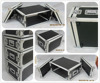 New design aluminum flight cases portable rack cases