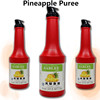 Pineapple Puree S1102 SABLEE Natural Fruit Pulp 1.25kg