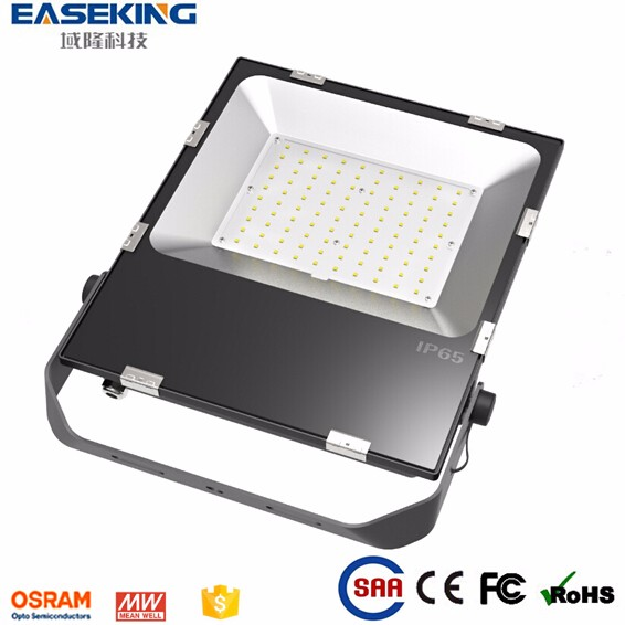 SMD led flood light waterproof IP66 factory price floodlight 100w led