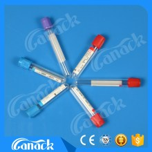 Vacuum blood collection tube (CE/ISO approved high quality vacutainer)