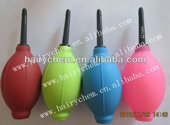 Medical Grade Silicone Rubber Pump Air Blower For Drying Eyelash Extension( Private Logo Packing)
