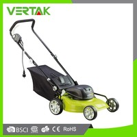 EMC certification electroplate portable lawn mower