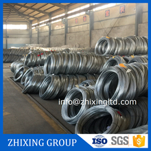 galvanized spring steel wire en 10270-1 sh