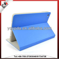 2013 New Product For Ipad Mini Leather Case
