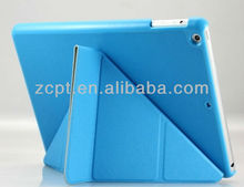 PU Leather Slim Shell Mini Tablet Cover