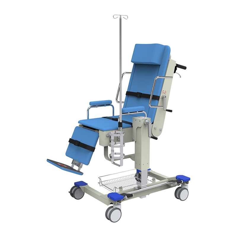 Adjustable Height medical disabled bed chair hospital equipment device stretcher
