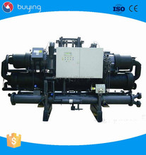 100tr 5deg to 35 deg Temperature Control Large Refrigerating Power Water Cooled Industrial Chiller