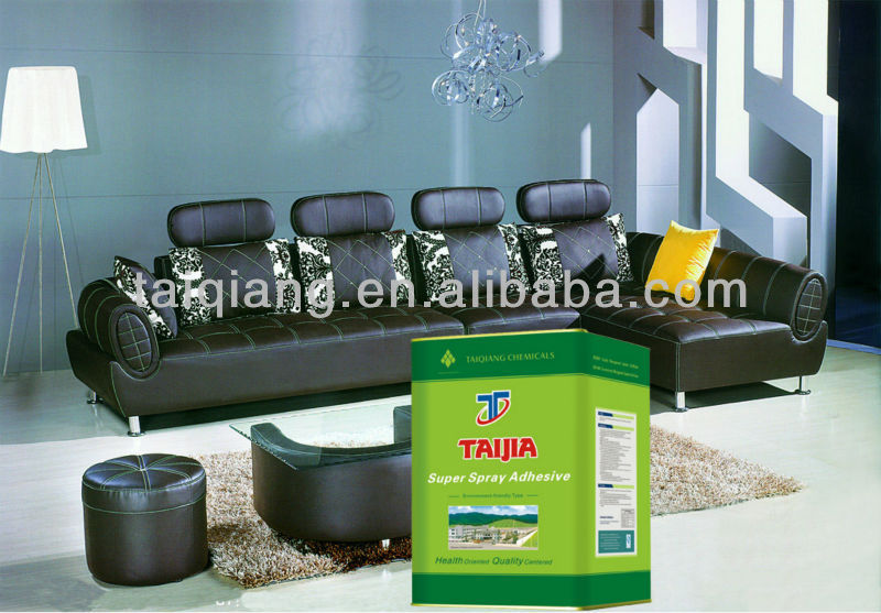 680H spray adhesive for thick and artificial leather