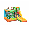Happy Hop Inflatable Bouncer-9171N Jungle Jumping Castle,indoor inflatable bouncers for kids