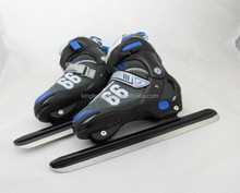 Wholesale King Line Children Speed Skating shoes,Fashionable Ice Skates Hot Sales JD66s