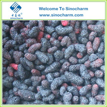 Frozen Fruits IQF Frozen Mulberry With Top Quality