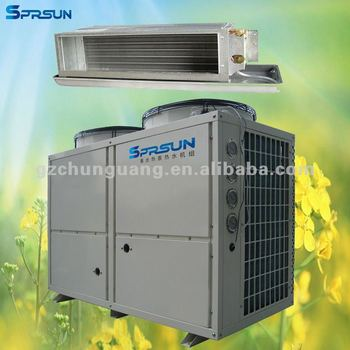 Heatpump general air conditioner mural decorative water for Air conditionn mural