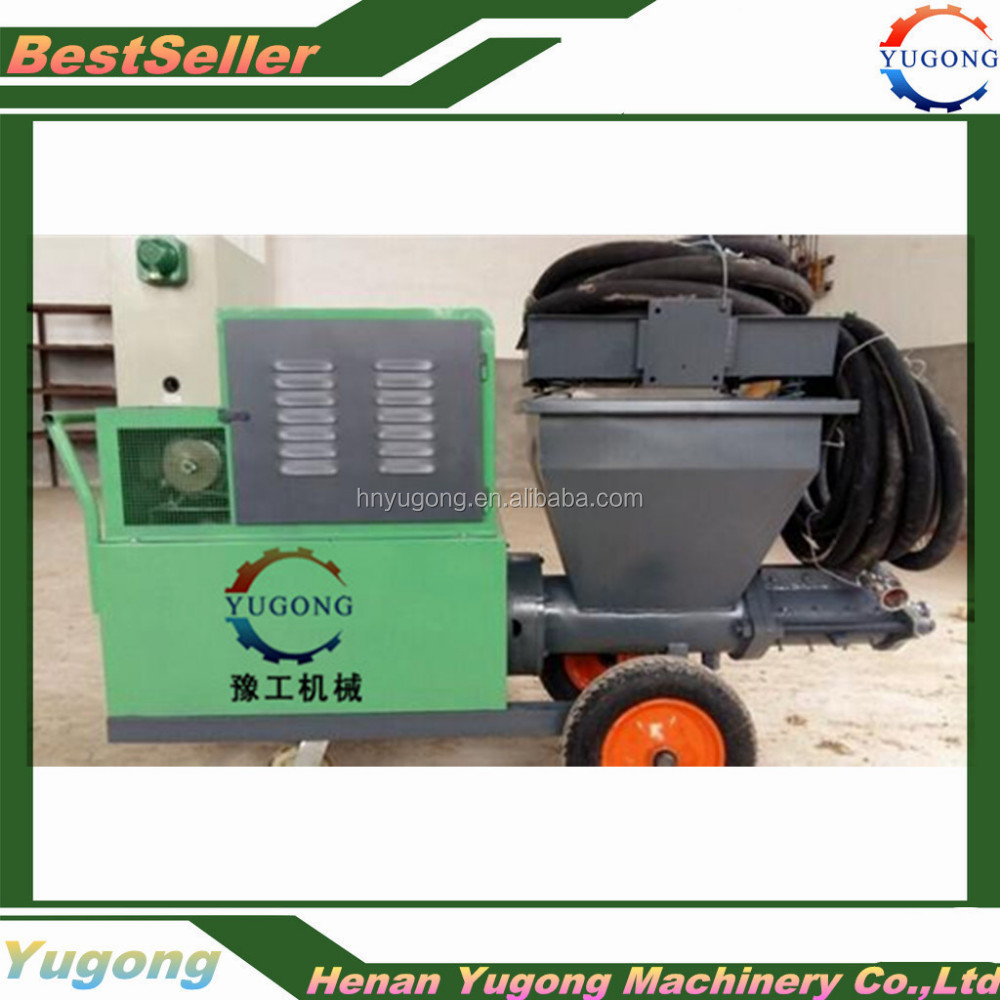 YUGONG factory supply Stucco Sprayer