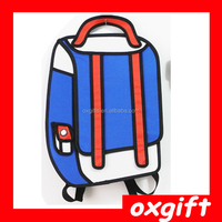 OXGIFT hot selling Children cartoon school bag