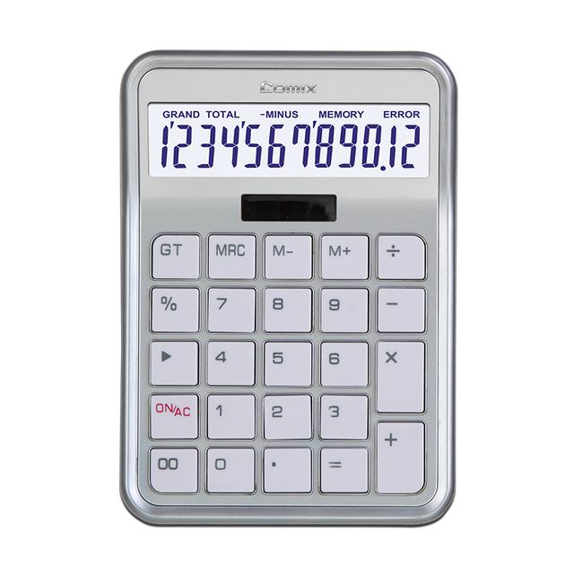 Fashion design 12 digits scientific calculator/promotional calculator/desk top calculator