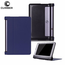 PU Leather Case Tablet Cover For Lenovo YOGA TAB3 Plus 10 Pro