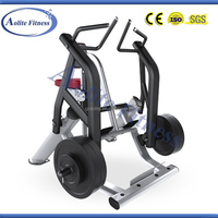 Fitness Club Plate Loaded Gym Equipment Names Rowing Machine