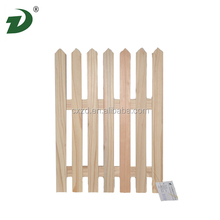 2014 New design used wooden house gate designs