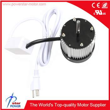 Factory Price 1/15HP 3.3 inch AC Electric Motor