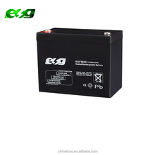 12V 50Ah Deep Cycle Solar Panel Storage gel Battery