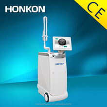 Multi-spot size 1064nm 532nm laser tattoo remover machine