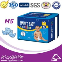 High Quality Competitive Price Disposable Diaper Montreal Manufacturer from China