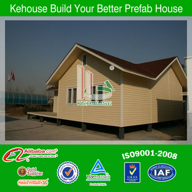 turnkey home with economic environment mobile light steel villa