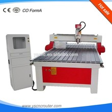 Plastic multifunction combination woodworking machines wood dowel cnc router engraving machine made in China